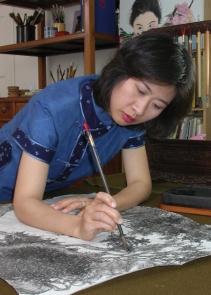 Lan-Chiann Wu headshot